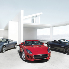 The F-Type has finally be revealed