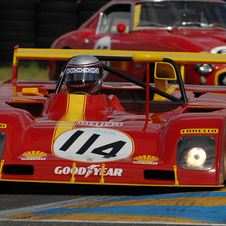 Ferrari has been rumored to to be returning to prototype racing with a factory team