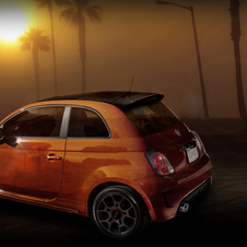 Fiat 500 1.4 Turbo Cattiva