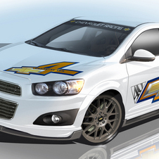 Chevrolet Brings New Crate Engines and Tuned Cars to SEMA