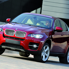BMW X6 xDrive30d Edition Exclusive Sport-Automatic