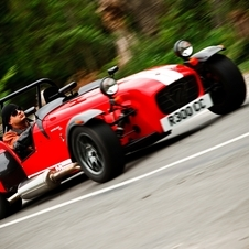 Caterham 7 Superlight R300 SV