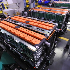 It is searching for the next breakthrough in battery technology