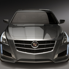 Cadillac is making extensive use of aluminum to keep the car light