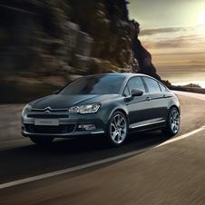 Citroën C5 2.0 HDI 160 Seduction