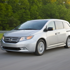 The fourth-generation Odyssey was first introduced in 2010