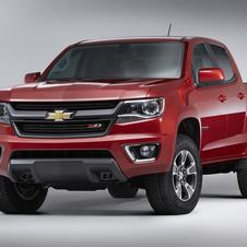 Chevrolet Colorado 3.6 Z71 Crew Cab 4WD