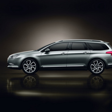 Citroën C5 Tourer 1.6 HDI 110 Seduction