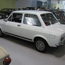 Fiat 128 2-door Saloon