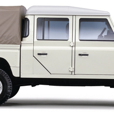 Land Rover Defender 130 Chassis Cab