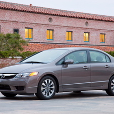 Honda Civic EX 5-Spd MT