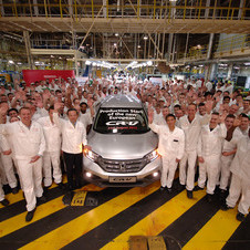 Honda has also had success with building cars in the UK