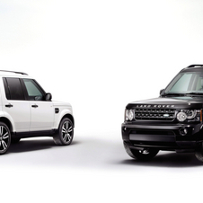 Land Rover Discovery 3.0 TDV6 Landmark Special Edition