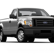 Ford F-Series 126-in. WB XL Styleside