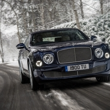 Bentley plans to have three concepts of the Mulsanne