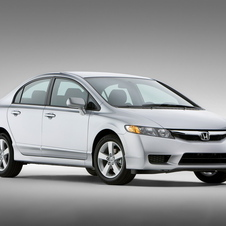 Honda Civic DX-VP 5-Spd MT