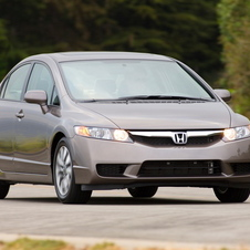 Honda Civic DX 5-Spd MT