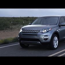 Land Rover Discovery Sport 2.2 SD4 4x4 HSE Luxury