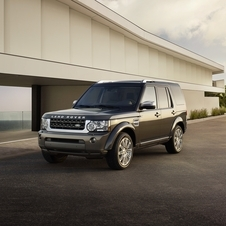Land Rover Discovery 4 HSE Luxury Limited Edition 5.0 LR-V8