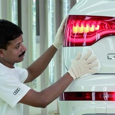 Audi is already sold more cars in India in the first 10 months of this year than all of last year