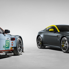 The N430 is clearly inspired on the GT4 racing car