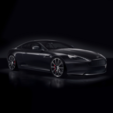 DB9 Carbon Black