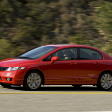 Honda Civic Si 6-Spd MT