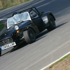 Caterham 7 Superlight 1.6 Sigma