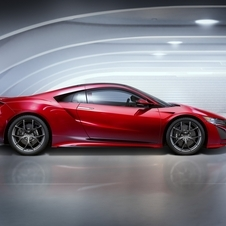 The next generation NSX is the result of nearly three years of intensive development by a global design and engineering team