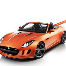 The demand for the F-Type is higher than expected