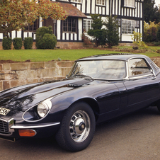 With the new F-Type coming up next year, the E-Type will return to the focus of interest too.