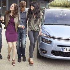 Citroën Grand C4 Picasso BlueHDi 150