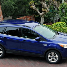 Ford Escape 2.0 EcoBoost AWD