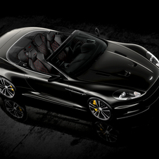 Aston Martin DBS Ultimate Volante