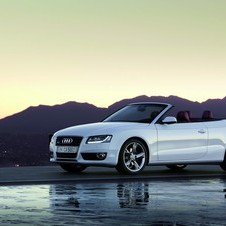 Audi A5 Cabriolet 2.7 TDI S line