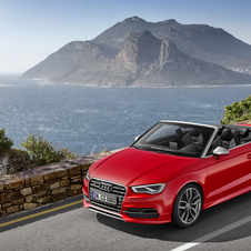 The S3 Cabriolet will be powered with by the same 2.0 turbo petrol engine as the hatchback, sedan and sportback S3