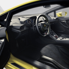 The interior gets a unified instrument panel and infotainment system that the driver can configure