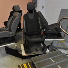 The science of seating: Ford combat back pain