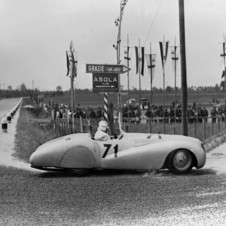 The 328 won the Mille Miglia in 1940