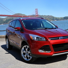 Ford Escape 1.6 EcoBoost