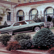 The four-door of the 1970 was even more ugly.