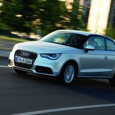 Audi A1 1.4 TFSI Competition Line