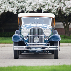 Lincoln Model K Sport Phaeton