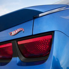 It also gets the rear spoiler from the ZL1