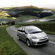 Citroën Grand C4 Picasso 1.6HDi 112 Seduction