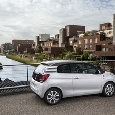 Citroën C1 Airscape 1.2 Pure Tech CVM Shine