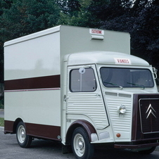 Citroën Type H Isotherme