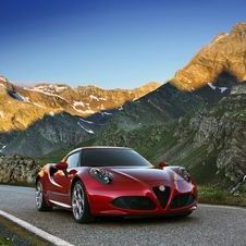 Alfa Romeo wants the 4C to be the symbol of its resurgence