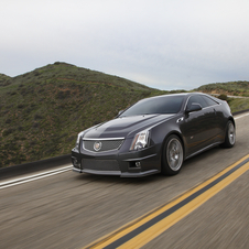 Cadillac CTS-V Coupe Automatic