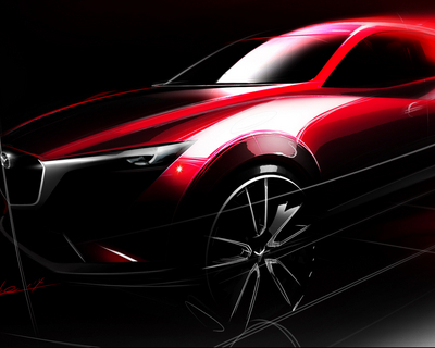 Mazda va presenter le CX-3 à Los Angeles